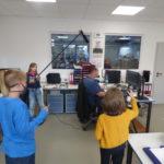 Mediengruppe dreht erste Wissenssendung von Kinder für Kinder