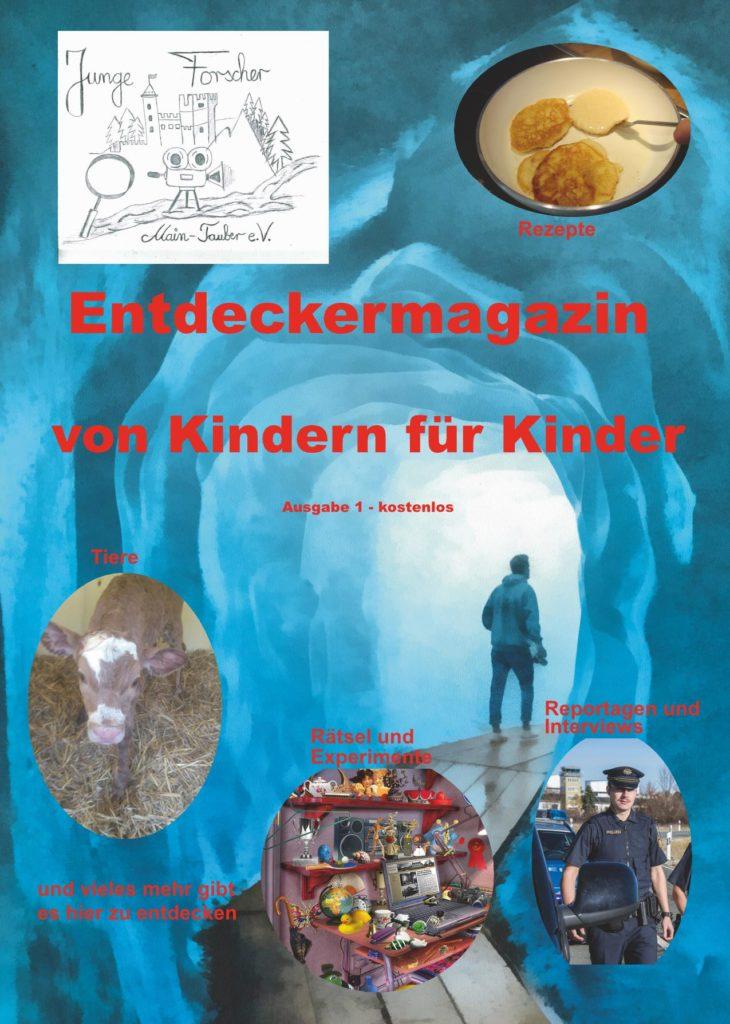 Cover des Magazins